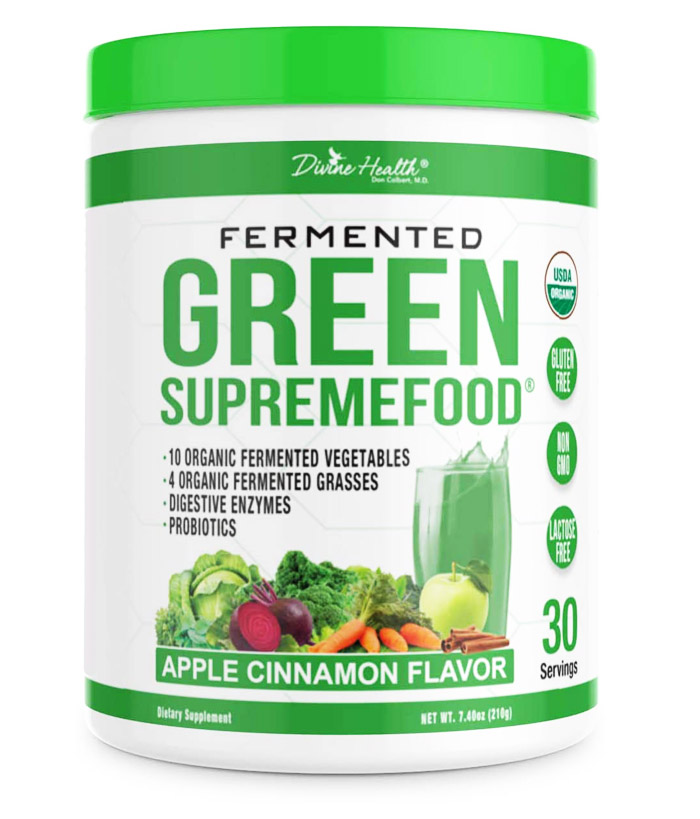 Top 5 Superfood Green Drinks - Fermented Green Supremefood