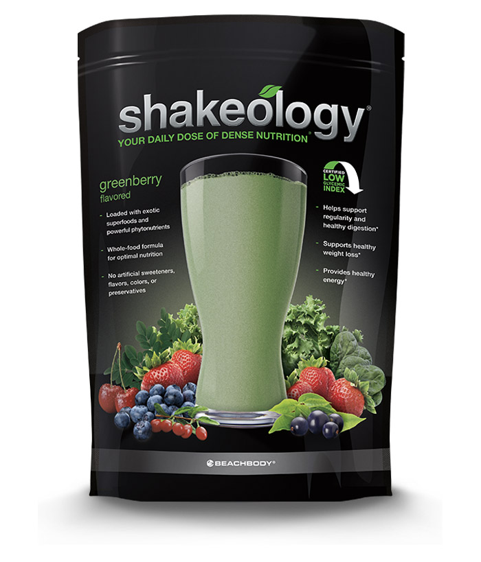 Top Superfood Green Drinks - Shakeology